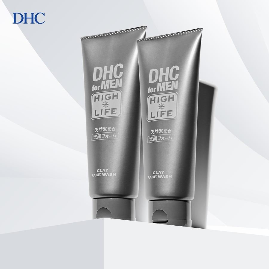 Sữa rửa mặt DHC for Men Clay Face Wash DHC Việt Nam