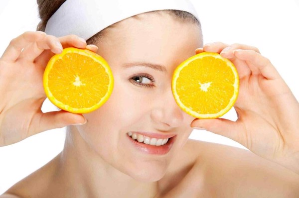 tác dụng của vitamin C đối với da