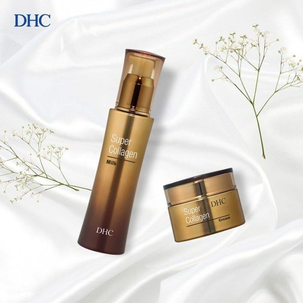 Review DHC Collagen về glipin