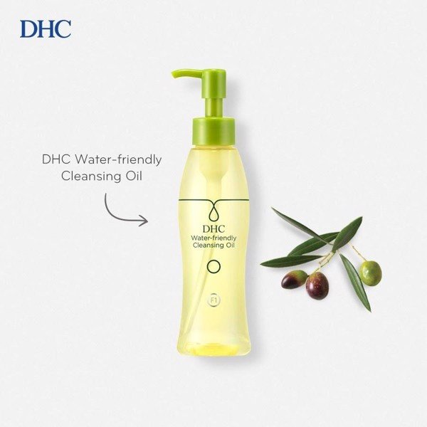 dầu tẩy trang olive DHC Water-friendly