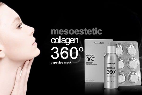 Các loại mặt nạ tốt Mesoestetic Collagen 360