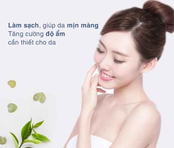 Review nước hoa hồng - DHC Acne Control Fresh Lotion