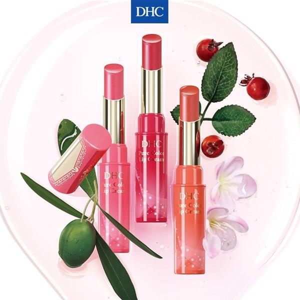 Son dưỡng môi có màu Pure Color Lip Cream