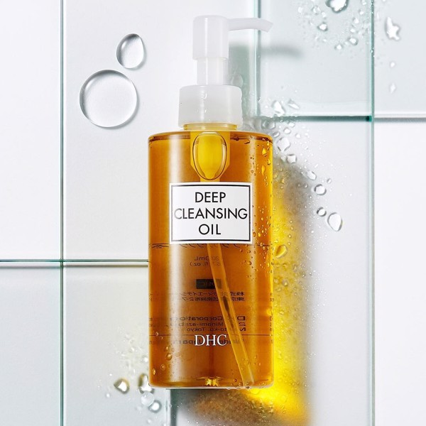 DHC Oil Cleansing