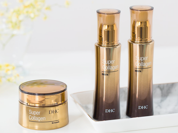 Review DHC Collagen về chiết xuất olive