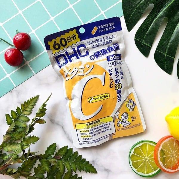 Kết quả hình ảnh cho dhc vitamin c