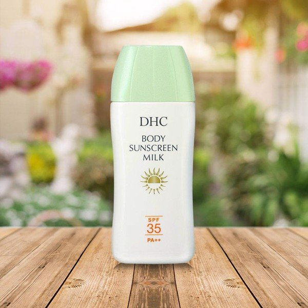 DHC Body Sunscreen Milk