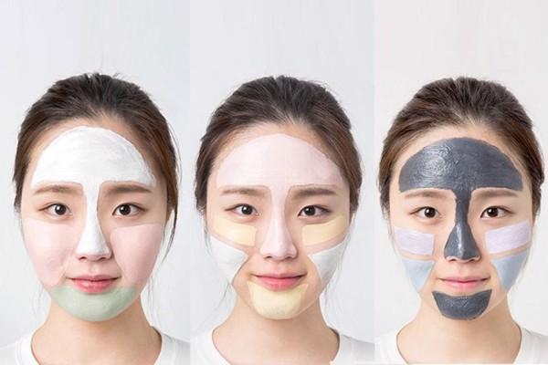 mặt nạ đất sét chăm sóc da mặt nhờn