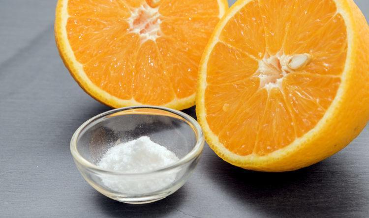 Mặt nạ bột vitamin C nuôi dưỡng làn da trắng sáng, khỏe mạnh