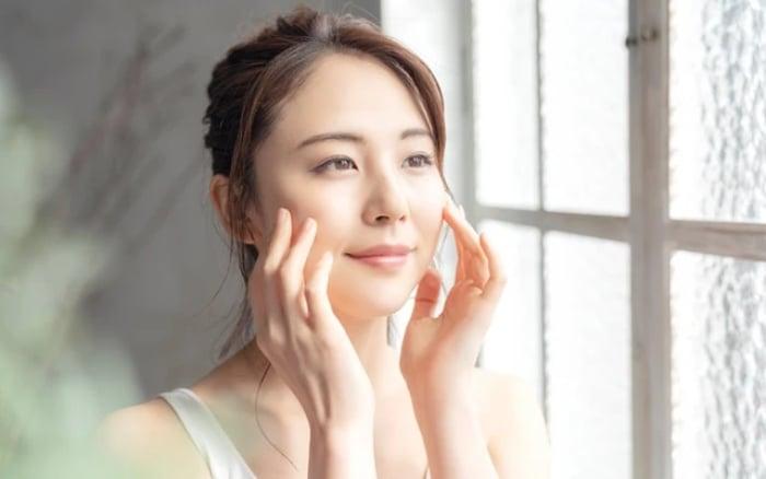 Người Nhật thường chú trọng dưỡng ẩm cho da khỏe mạnh