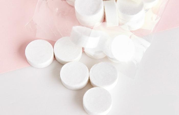 Sử dụng mặt nạ nén để làm mặt nạ giấy dưỡng da tại nhà