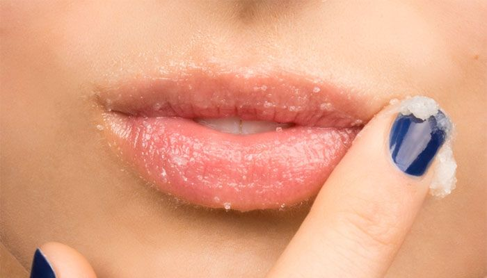 Tần suất tốt nhất để tẩy da chết môi chỉ là 1 - 2 lần/tuần