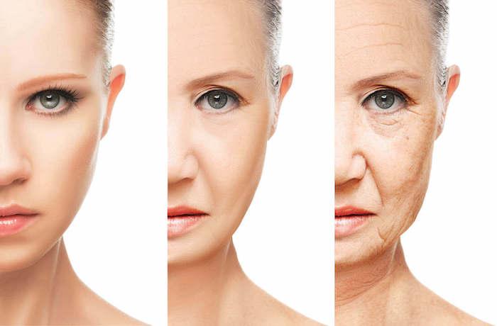 Uống viên vitamin C DHC giúp chống lại các dấu hiệu lão hóa trên da