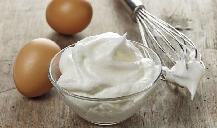 Mặt nạ vitamin E, sữa chua và lòng đỏ trứng gà tăng độ đàn hồi, săn chắc cho da và hỗ trợ trị mụn