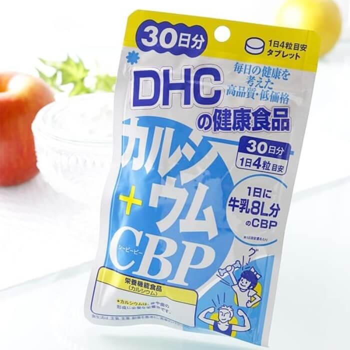 Viên uống canxi+CBP DHC