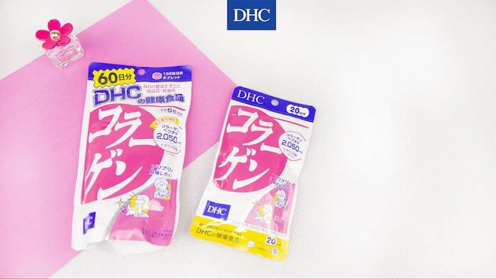 Viên uống DHC collagen mang đến cho bạn một làn da không tuổi