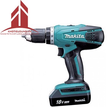 may-khoan-van-vit-dung-pin-makita-df457dwe-18v