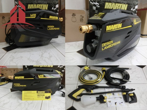 Máy-rửa-xe-martin-m18-1800w