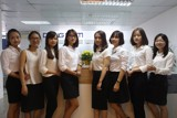 Our team in Hanoi Office