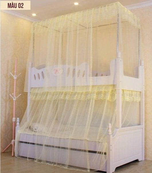 mùng ngủ giường tầng
