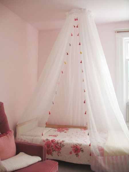 màn tròn cho giường 1m2