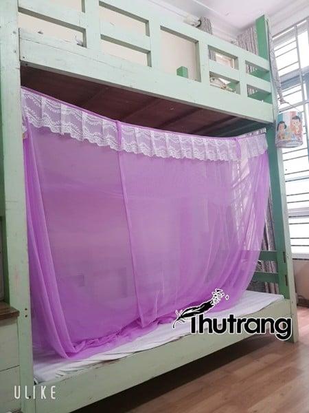 màn ngủ cho giường 1m2