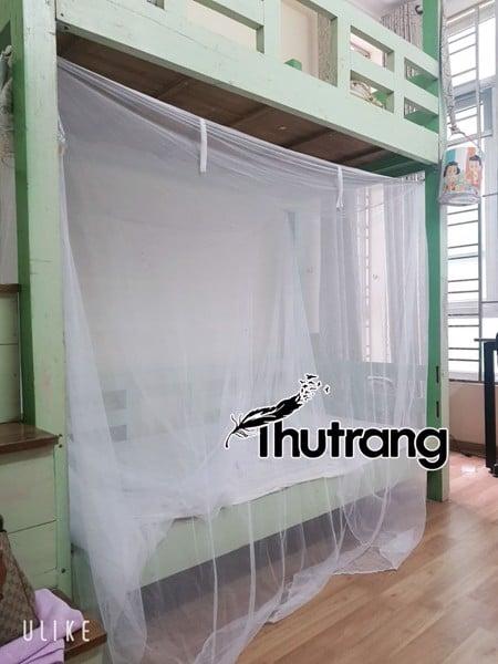 màn tuyn cho giường tầng