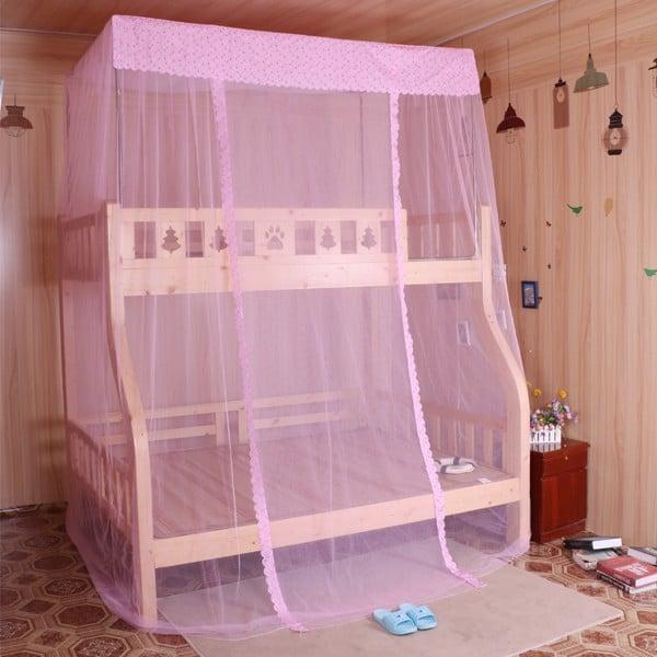 mùng khung cho giường tầng