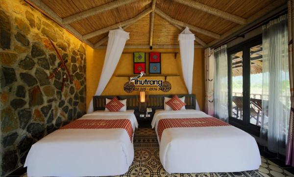 các mẫu mùng ngủ đẹp cho khách sạn