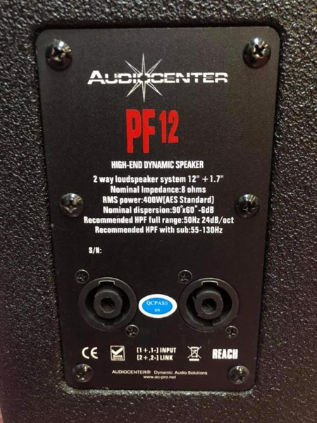 Top Loa Full Bãi Deneb DP-B10 , B12 - AudioCenter PF12 - 8