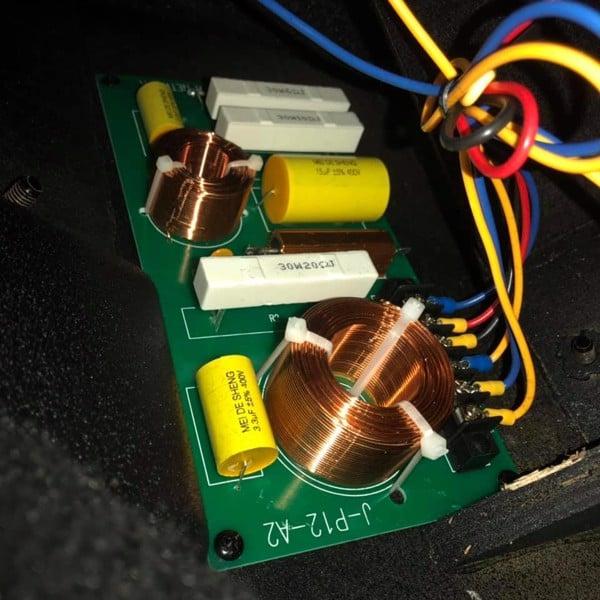 Top Loa Full Bãi Deneb DP-B10 , B12 - AudioCenter PF12 - 11