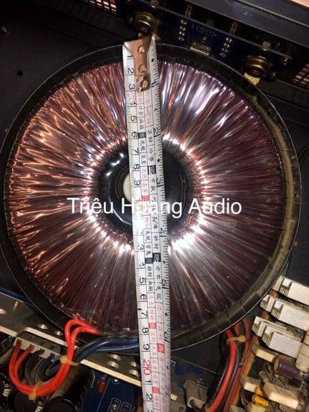 Main công suất itema Audio LA 6500 Madein USA & LA 8500 & Vang BF K7 - 33
