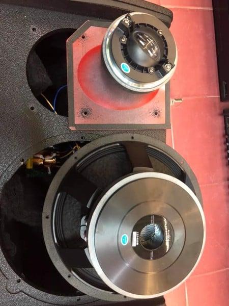 Top Loa Full Bãi Deneb DP-B10 , B12 - AudioCenter PF12 - 15