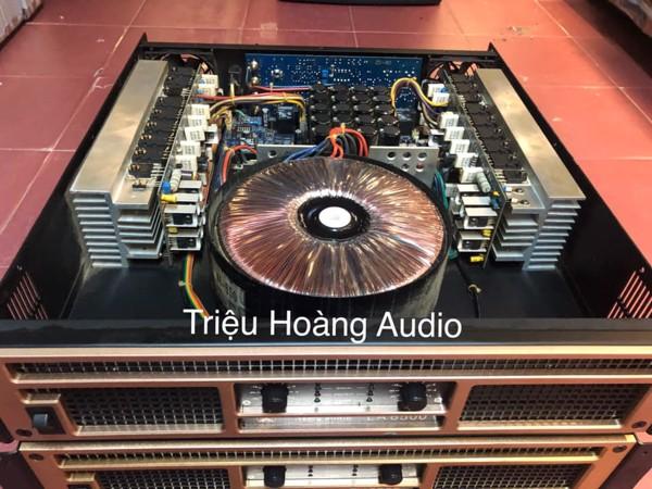 Main công suất itema Audio LA 6500 Madein USA & LA 8500 & Vang BF K7 - 25