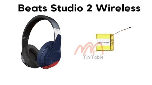 Thay pin tai nghe Beats Studio 2.0 chính hãng