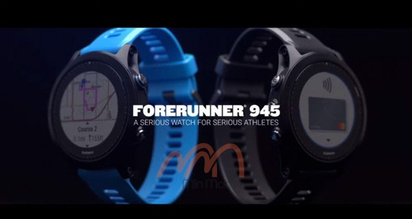Garmin Forerunner 45/45s 245/245 music và Forerunner 945