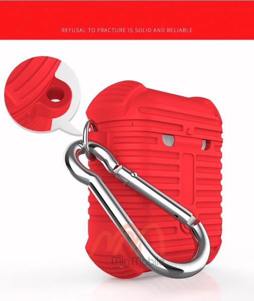 Ốp bảo vệ chống sốc cho tai nghe AirPods hiệu Cafele Y