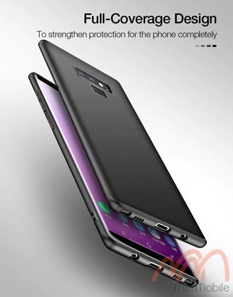 Ốp lưng giấy siêu mỏng Samsung Note 9 hiệu Cafele