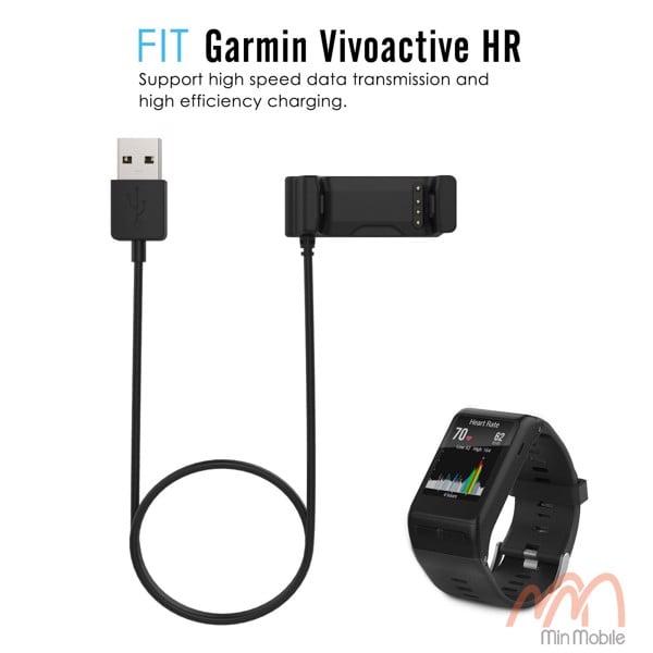 Đế Sạc Đồng Hồ Garmin Vivoactive HR
