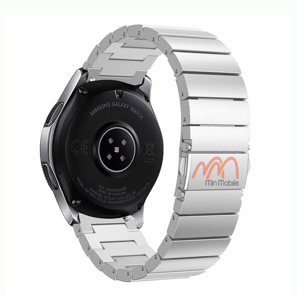 Dây kim loại mắt xếp lớn Samsung Galaxy Watch 42mm 46mm hiệu Sikai