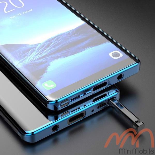 Ốp lưng trong siêu mỏng viền màu Samsung Note 9 hiệu Baseus