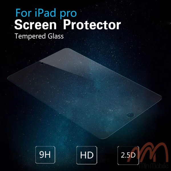 Miếng dán cường lực iPad Air 1 2 3 4 5 6 hiệu Mercury H+ Pro