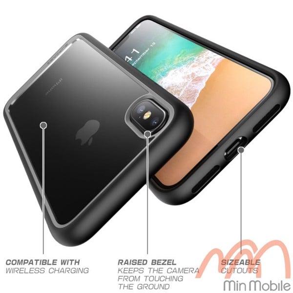 Ốp chống sốc cao cấp iPhone X Xs hiệu Supcase Slim