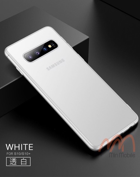 Ốp giấy siêu mỏng Samsung S10 S10 Plus hiệu Cafele