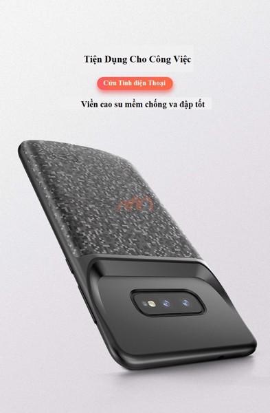 Ốp lưng kiêm sạc dự phòng Samsung S10