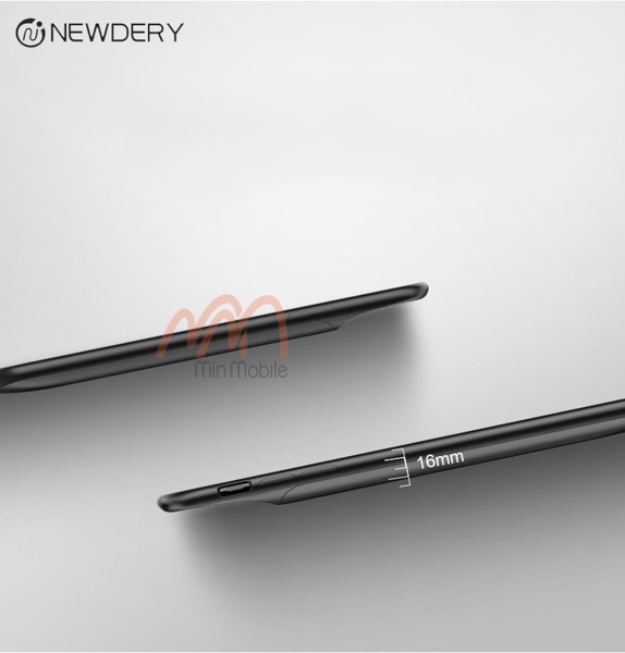 Ốp lưng kiêm sạc dự phòng iPHone XS Max 6000mAh