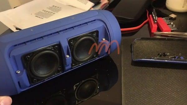 Thay pin loa JBL charge 2 Plus chính hãng