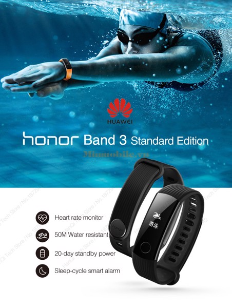 Huawei honor Band 3