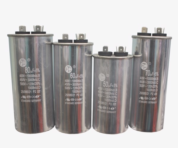 Types of run capacitors (Capa) are provided by Tan Huynh Chau Co., Ltd