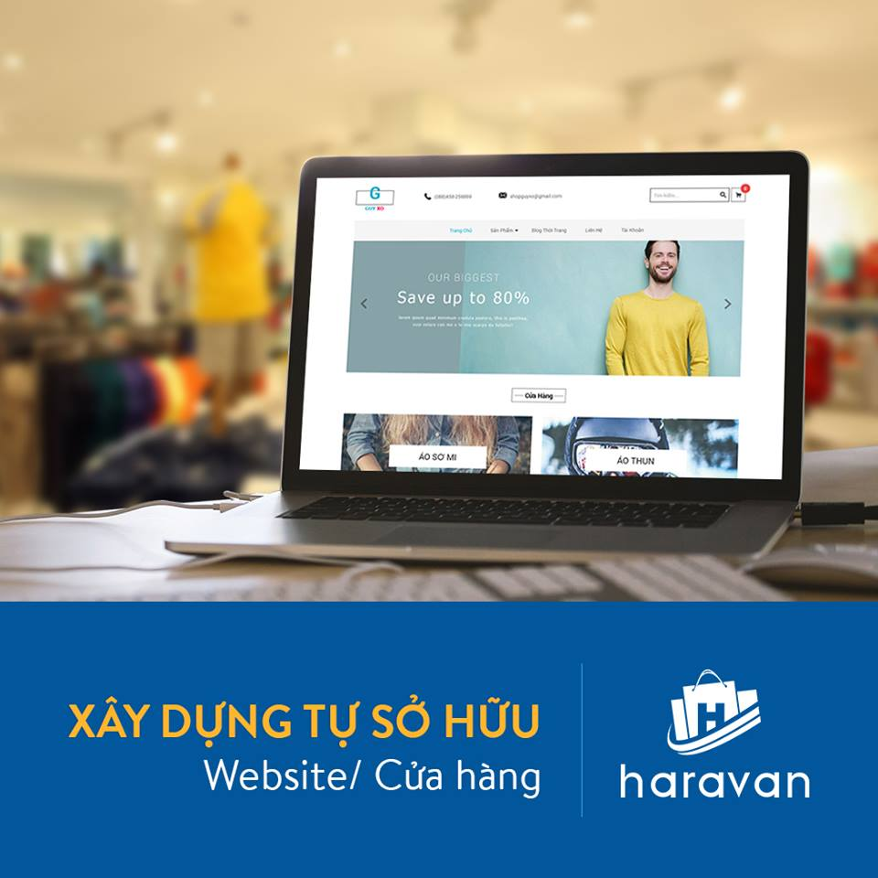 Tự xây dựng website